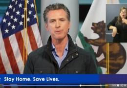 Newsom Promises More Testing, Unveils Donation Website