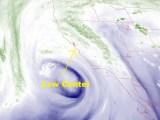 NOAA/NESDIS/STAR GOES ABI BAND 08 OR_ABI-L1b-RadF-M6C08_G17_s20201502040321_e20201502049388_c20201502049446.nc