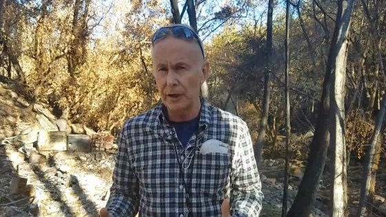LIVE: Race to Protect Creeks In the Glass Fire Zone before Winter Rains Arrive.