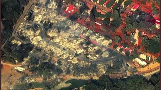 Dozens of Homes Lost, One Reported Injury in Cache Fire in Clearlake