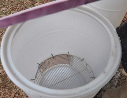 OurCompost Barrel -- 35-gallon