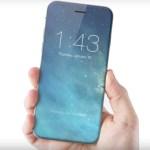 「iPhone 8」はホームボタン無し? フルスクリーンで画面のどこからでも指紋認証可能か…