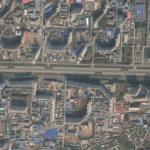 北朝鮮のビルがハリボテと話題に… ビルだけでなく街全体がハリボテか…
