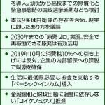 ベーシックインカム1人10万円ってことは子供10人で100万円貰えるの?