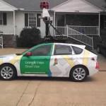 GoogleMapのストリートビュー車を見かけた時点で撮られてるっておかしくね?・・・
