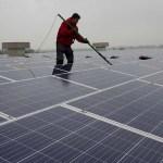 Onderhoud zonne-energie installatie