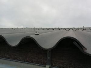 dak uitzetten