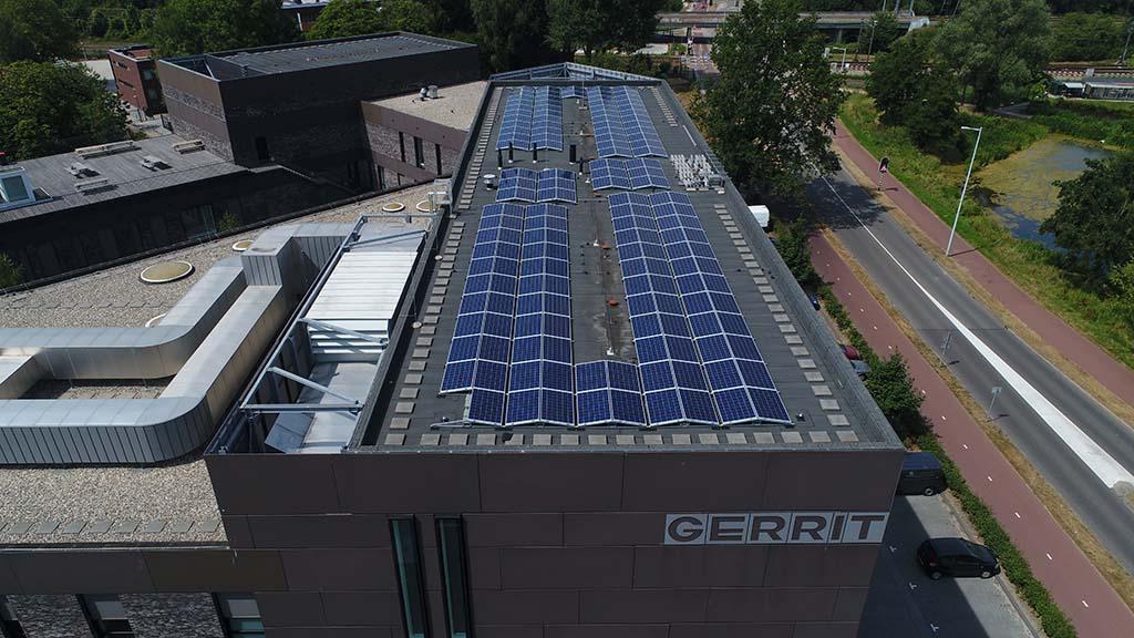 Gerrit Rietveld College NewSolar