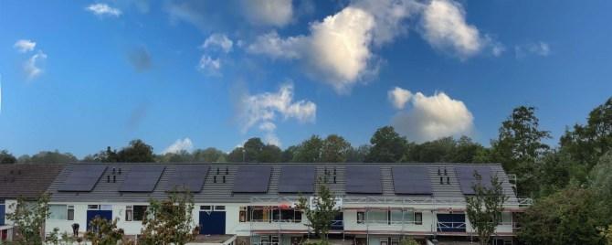 Zonnepanelen geplaatst door NewSolar