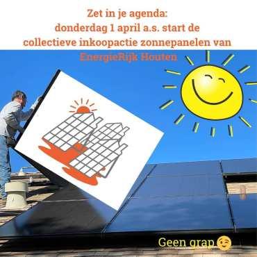 Inkoopactie Energierijk Houten