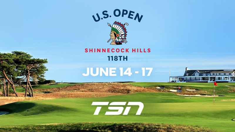 TSN Begins Comprehensive 118th US Open Coverage