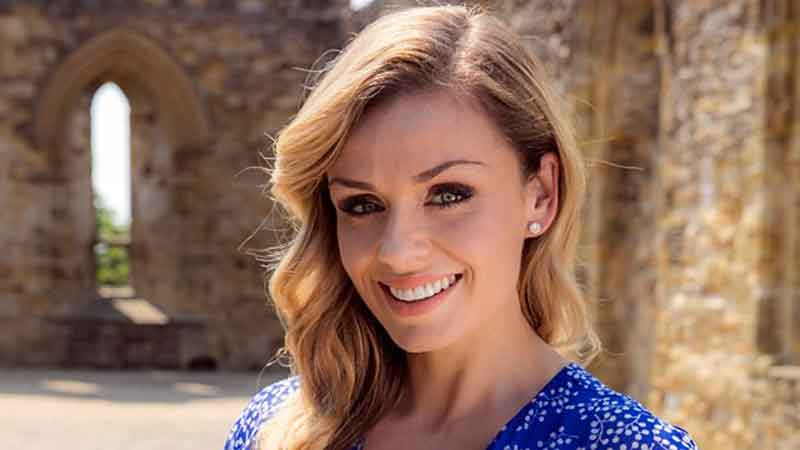 Katherine Jenkins to Headline Welsh Proms in the Park