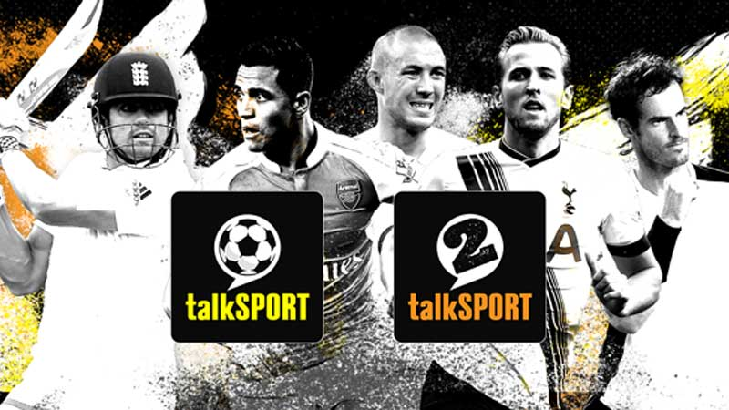talkSPORT's Premier League Coverage Airs on SiriusXM