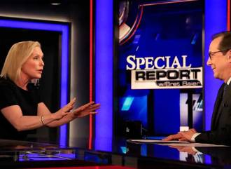 Kirsten Gillibrand Town Hall Confirmed by Fox News