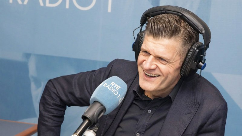 Brendan O'Connor to Host RTÉ Radio 1 Weekend Mid-morning's