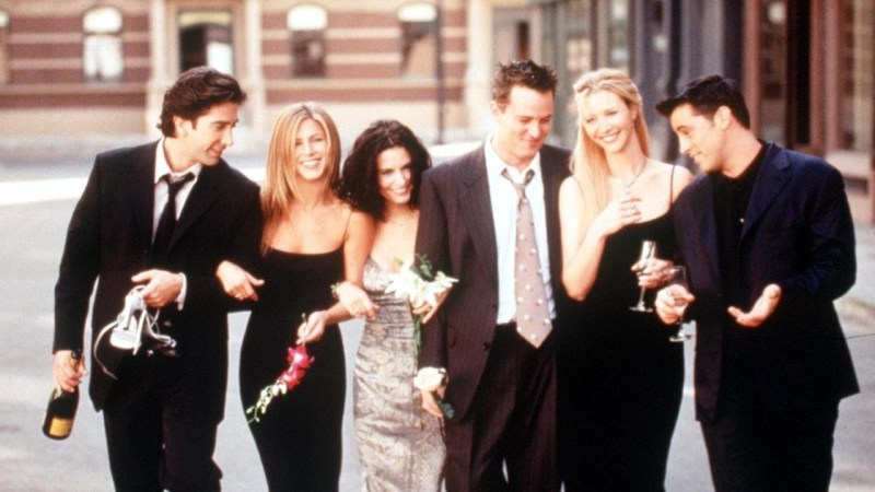 """HBO Confirms """"Friends"""" Reunion Special"""