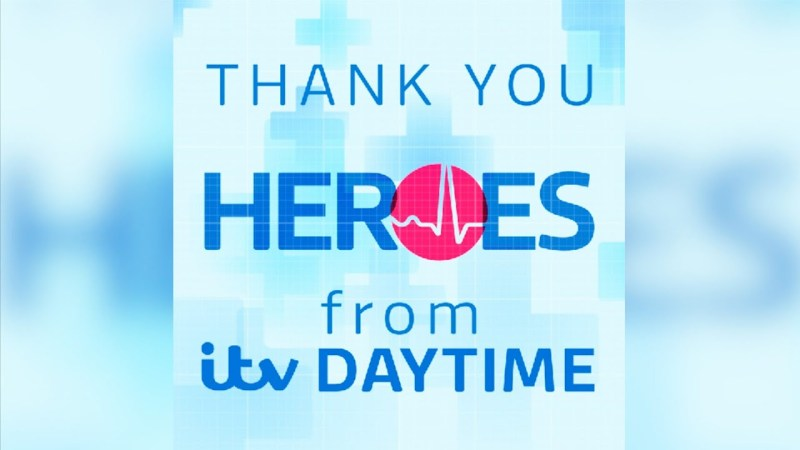 ITV Partners with NHS Charities Together on New Appeal