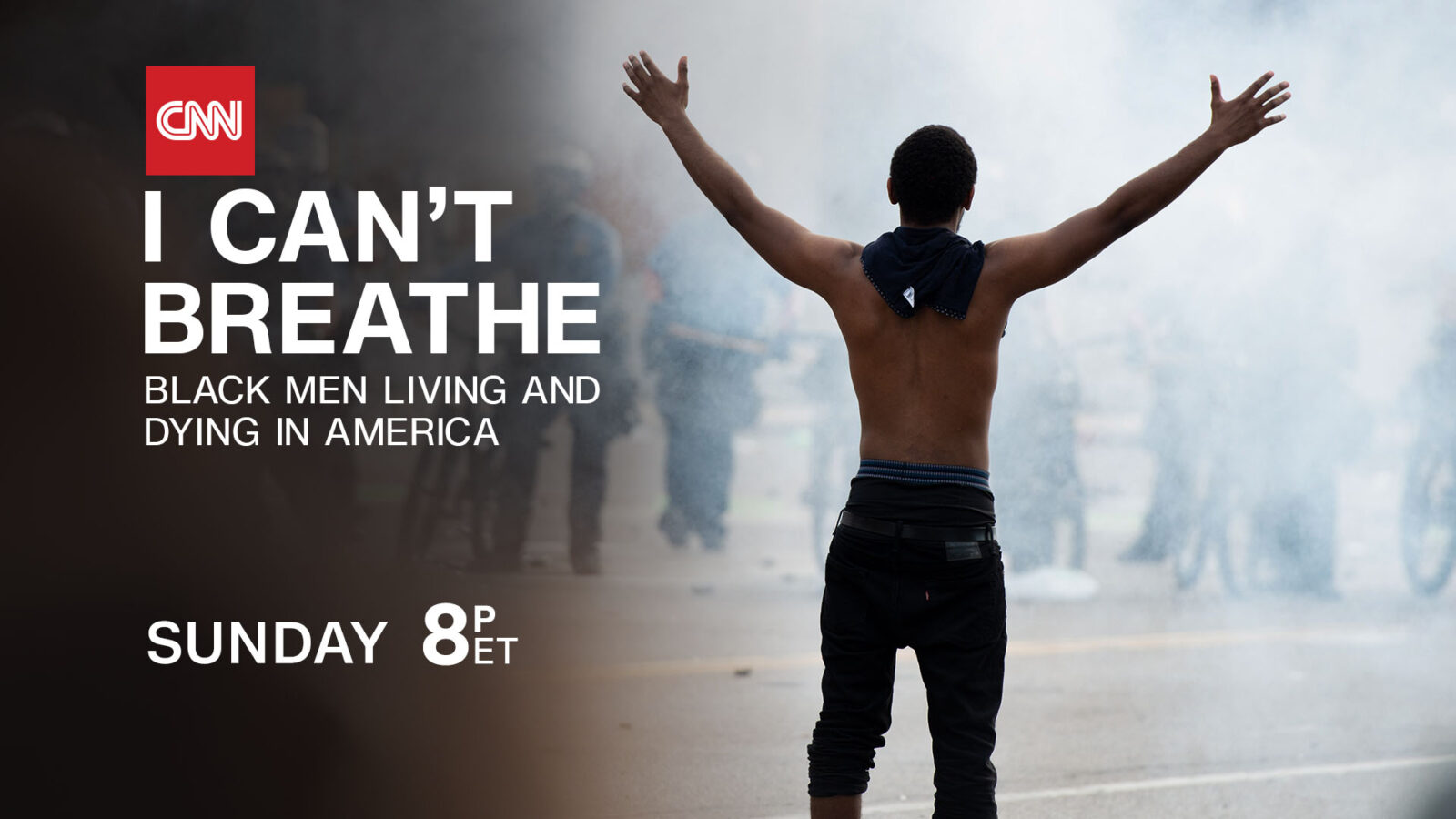 I Can't Breathe: Black Men Living and Dying in America