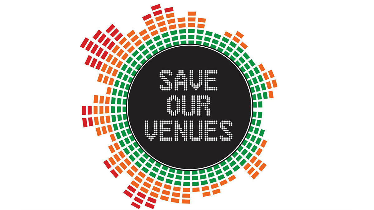 "English Music Venues campaign; ""Save our Venues"""