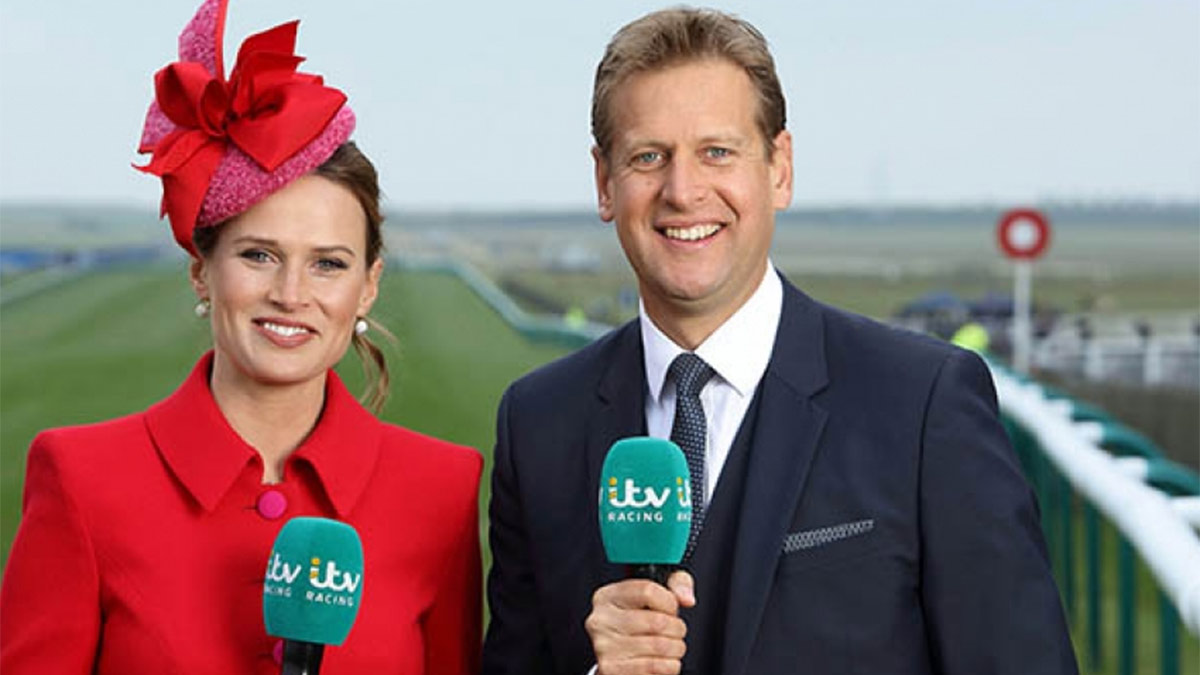 ITVRacing presenters 2020 - UK