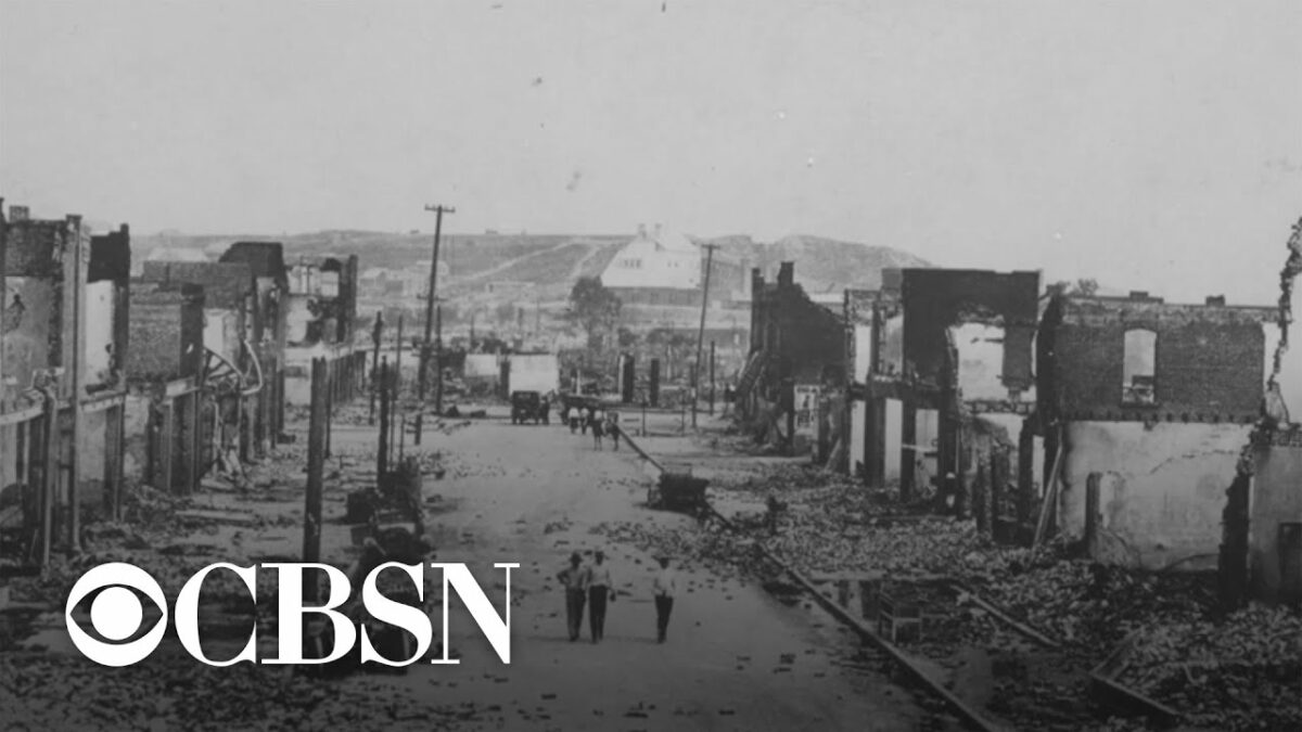 """Preview Tulsa 1921 An American Tragedy - Gayle King to Anchor """"Tulsa 1921: An American Tragedy"""""""