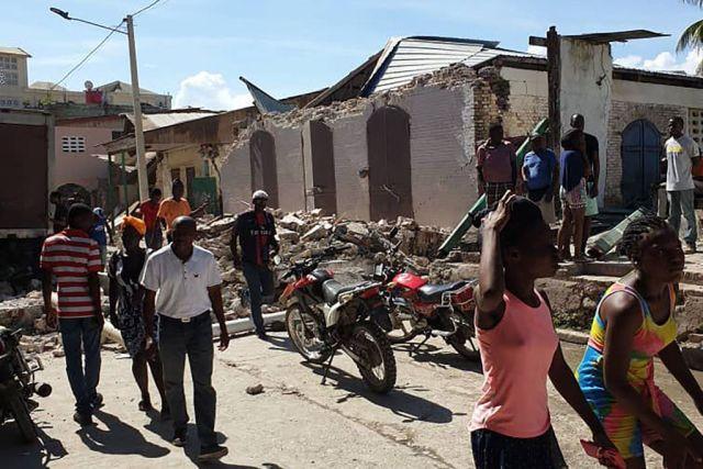 HAITI-QUAKE