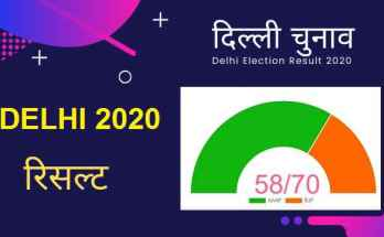 Delhi election Result 2020 live