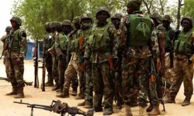 Nigerian Army Reveals Number Of Soldiers Killed By Boko Haram In Damboa Attack