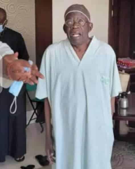 This Photo Shows Bola Tinubu Is Close To 100 Years – Fani-Kayode