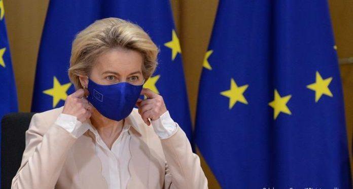 EU Commission President UrsulavonderLeyen
