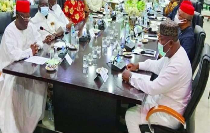 South East Governors, Stakeholders Meet On Security