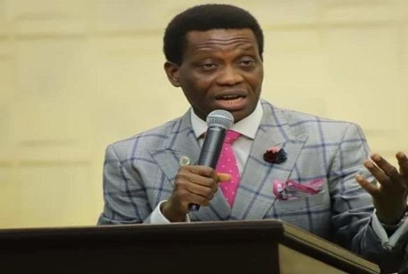 JUST IN: Pastor Adeboye Breaks Silence On Son's Death