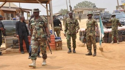 Shoot-At-Sight Order By Nigerian Army In Southeast