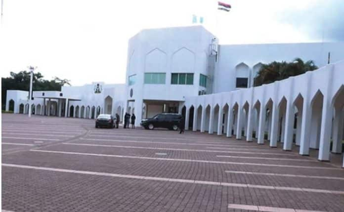 Aso Rock Under Robbery Attack