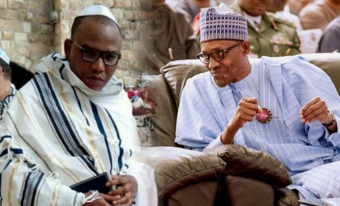 Buhari Ready To Engage In Peace Talk Nnamdi Kanu
