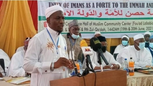 Imams To End Insecurity In Nigeria