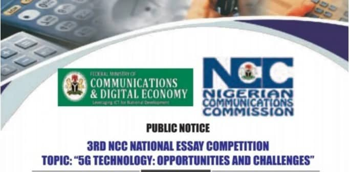 NCC Essay Competition