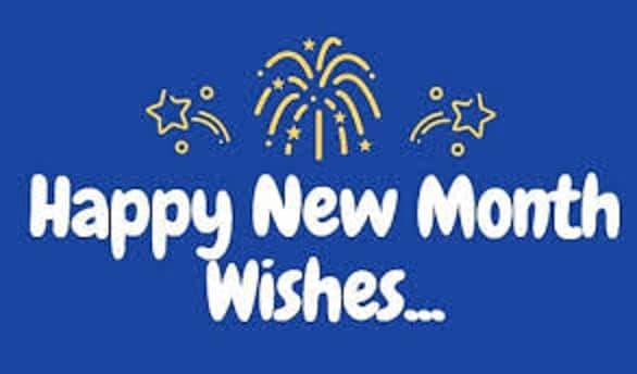 Happy New Month Of July 2021