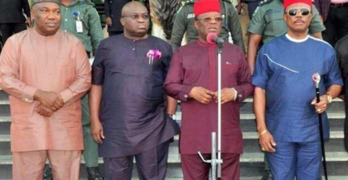 South East Governors Disown Nnamdi Kanu