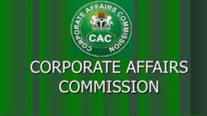 FG CAC Business Name Registration 2021