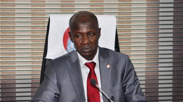 Ibrahim Magu Promotion
