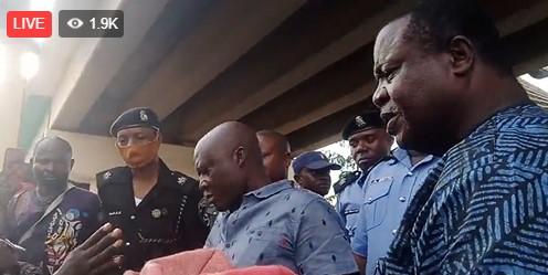 Yoruba Nation Protest