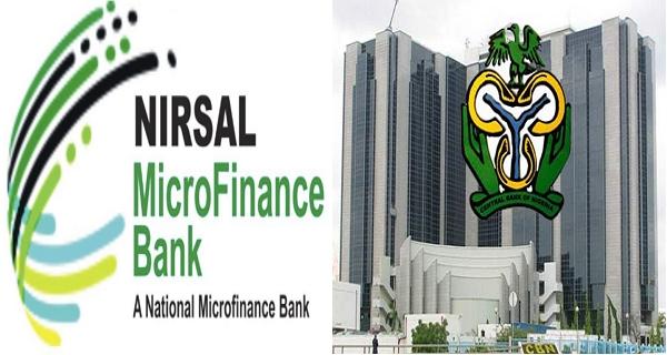 Nirsal Microfinance Bank Loans October 2021