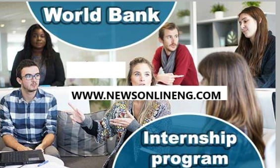 World Bank Group Winter Internship Program 2022