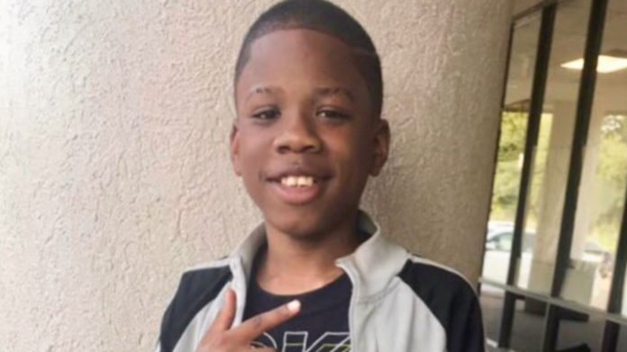 Zavion Parker abducted by racists in Houston thegrio.com