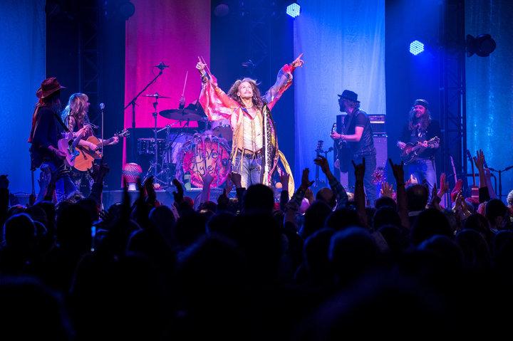 """Steven Tyler said he's working on """"something huge"""" with Aerosmith."""