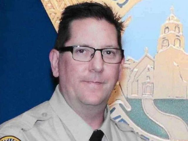 PHOTO: An undated photo of Ventura County Sheriff Sgt. Ron Helus, who was shot and killed in a mass shooting at a Thousands Oaks, Calif., bar, Nov. 7, 2018.
