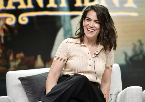 "When <a href=""https://www.vanityfair.com/hollywood/2018/04/abbi-jacobson-6-balloons-interview"" target=""_blank"">asked by Vanit"