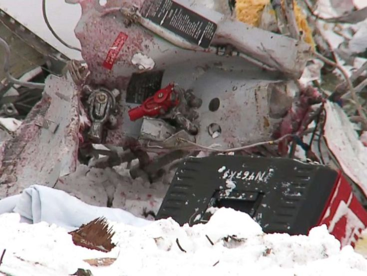 2 men dead in Ohio plane crash, engine issues may be the