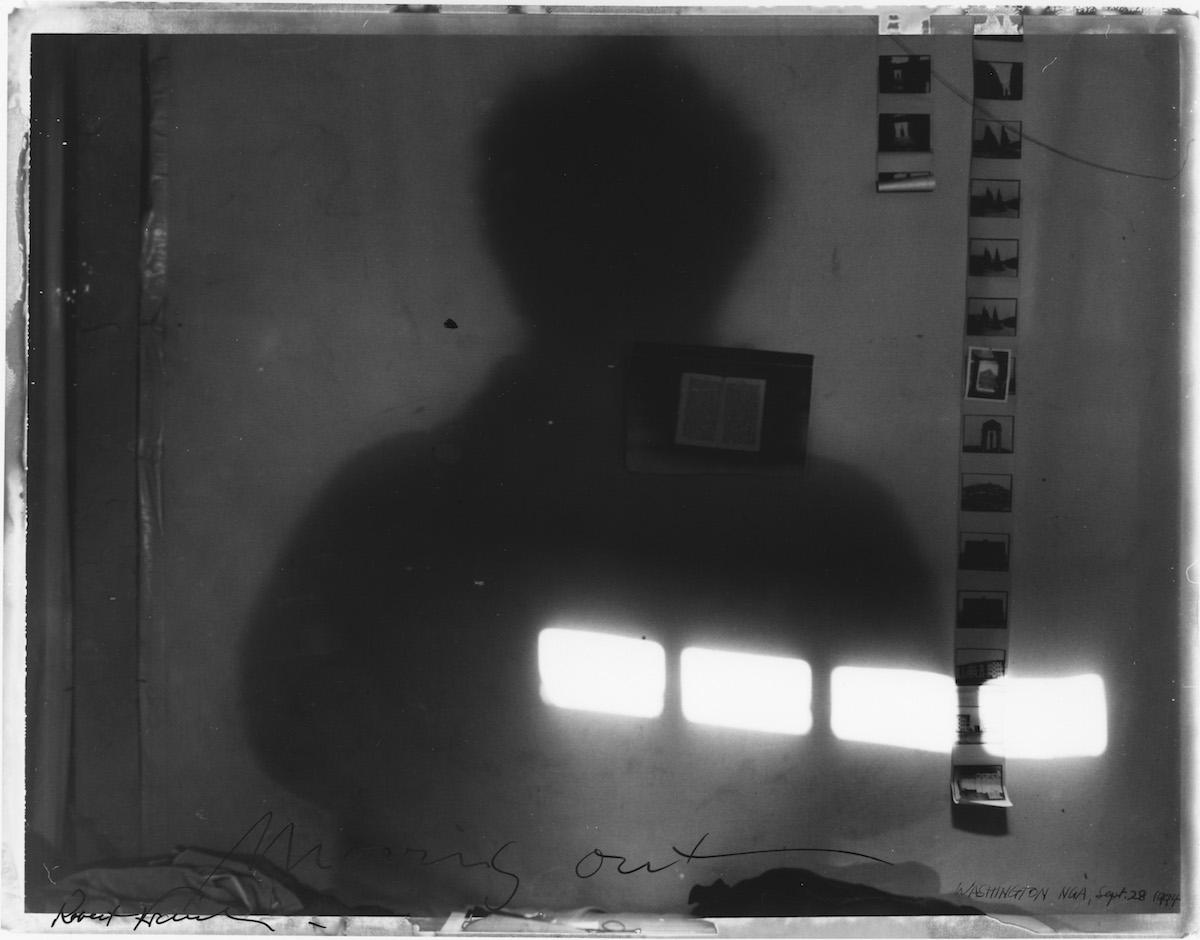 Robert Frank, 'New York City, 7 Bleecker Street,' September, 1993.